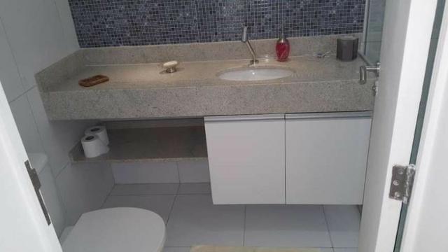 Casa de Luxo 420 m², 6 Suítes, Varanda, Piscina - Serrambi, PE - Foto 12