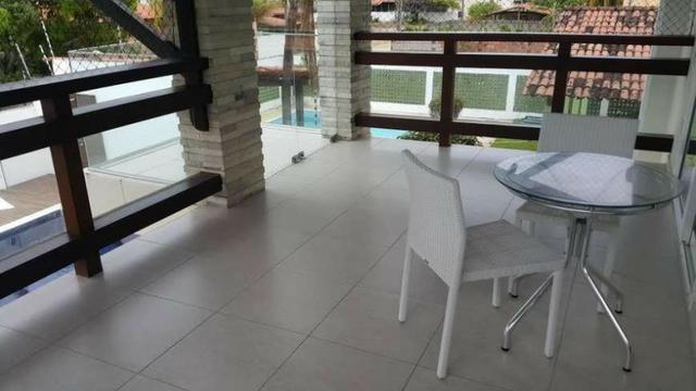 Casa de Luxo 420 m², 6 Suítes, Varanda, Piscina - Serrambi, PE - Foto 6
