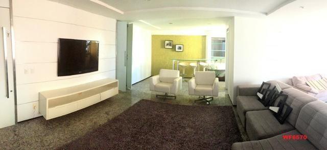 Turmalina, apartamento com 3 suítes, 4 vagas, projetado, próximo ao shopping Iguatemi, - Foto 3