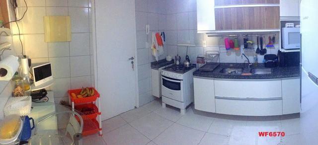Les Places, apartamento no Cocó, 3 suítes, 3 vagas, próximo shopping rio mar, cidade 2000 - Foto 4