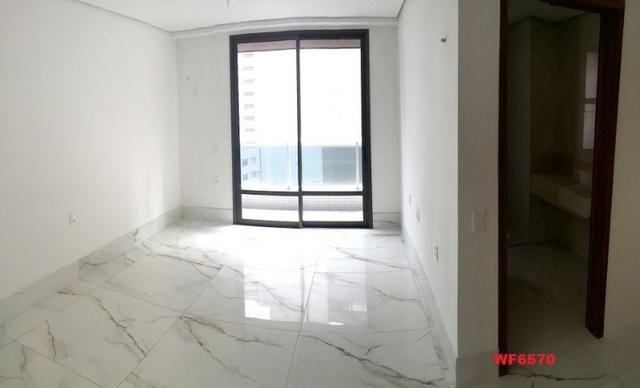 Palmares, apartamento no Meireles, vista mar, 4 suítes, 5 vagas, lazer completo - Foto 7