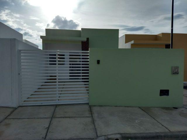 Casa com 3 quartos, Beco, pronto para morar, entrada facilitada