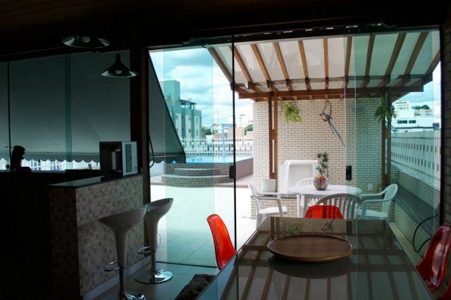 Cobertura 5 quartos no Cidade Nova à venda - cod: 221137