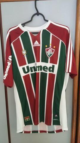 caa2168037679 Camisa Futebol Fluminense ORIGINAL feminina - Roupas e calçados ...