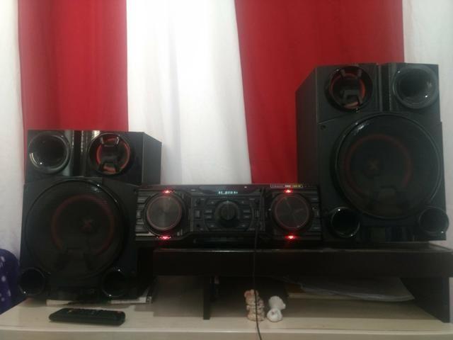 Mini hi fi system 1800 wats