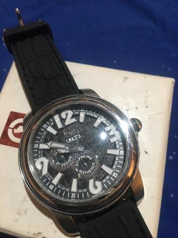 9e2c73809b2 Relógio top original Marc Ecko - Bijouterias