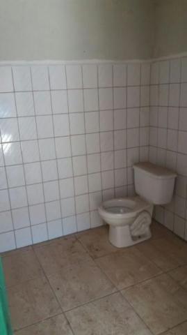 Salão comercial para locação em presidente prudente, vila aristarcho, 1 banheiro