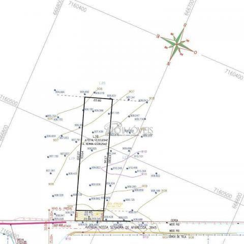 Terreno à venda, 1281 m² por R$ 281.890,00 - Estados - Fazenda Rio Grande/PR - Foto 15