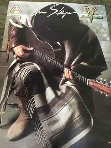 Stevie Ray Vaughan -In Step