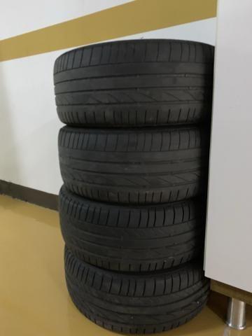 Pneu - Pneus 245/45 Aro 17 (jogo completo 4 pneus) - Foto 4