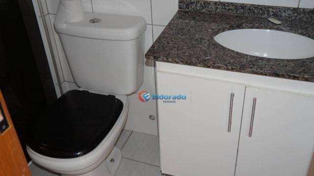 Apartamento com 2 dormitórios para alugar, 58 m² por r$ 1.100/mês - jardim marajoara - nov - Foto 12