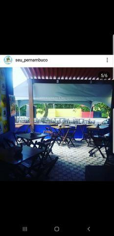 Repasso restaurante completo Av Abel Cabral