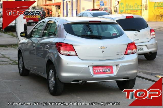 Chevrolet Onix 1.0 LT 14/15 é na Top Car! - Foto 6