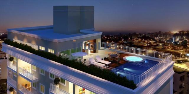 Apartamento à venda, 56 m² por R$ 302.683,73 - Jacarecanga - Fortaleza/CE - Foto 11