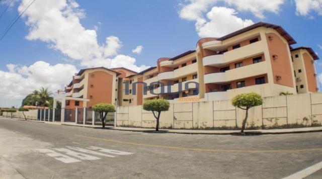 Apartamento com 3 dormitórios à venda, 76 m² por R$ 245.000 - Maraponga - Fortaleza/CE - Foto 3