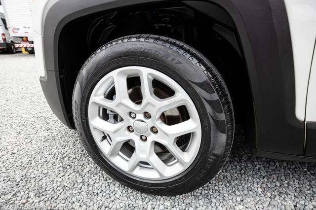 Jeep Renegade 1.8 flex Longitude Automático - Foto 18