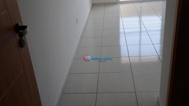 Apartamento com 2 dormitórios para alugar, 58 m² por r$ 1.100/mês - jardim marajoara - nov - Foto 2