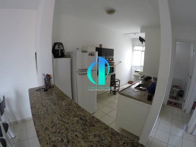 Apartamento 2 Qts Sol da manhã em Colina de Laranjeiras - Foto 4