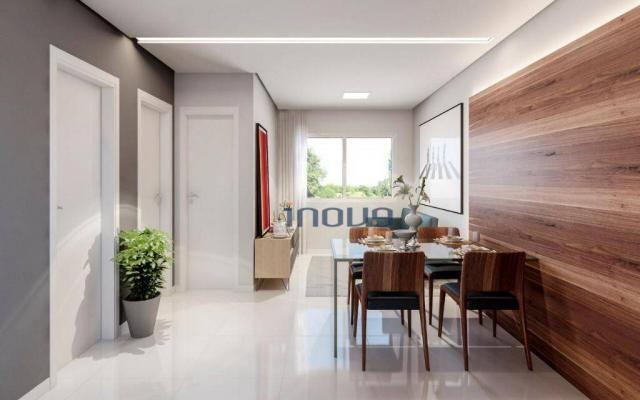 Apartamento com 2 dormitórios à venda, 44 m² por R$ 124.990,00 - Centro - Caucaia/CE - Foto 8