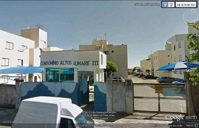 Apartamento residencial à venda, parque bandeirantes i (nova veneza), sumaré - ap3676.