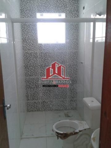 Casa à venda com 3 dormitórios em Gralha azul, Fazenda rio grande cod:CA00046 - Foto 13