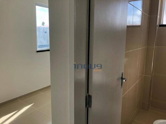 Apartamento com 2 dormitórios à venda, 54 m² por R$ 115.000,00 - Centro - Pacatuba/CE - Foto 7