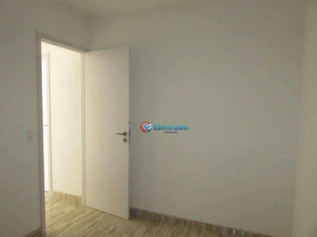 Apartamento com 2 dormitórios para alugar, 49 m² por r$ 800/mês - parque yolanda (nova ven - Foto 7
