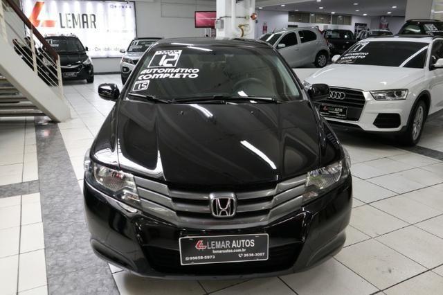 Honda City Lx 1.5 16v Flex Automático - Foto 2