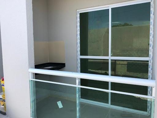 Apartamento com 2 dormitórios à venda, 55 m² por R$ 115.000,00 - Lt Jd Bandeirantes - Paca