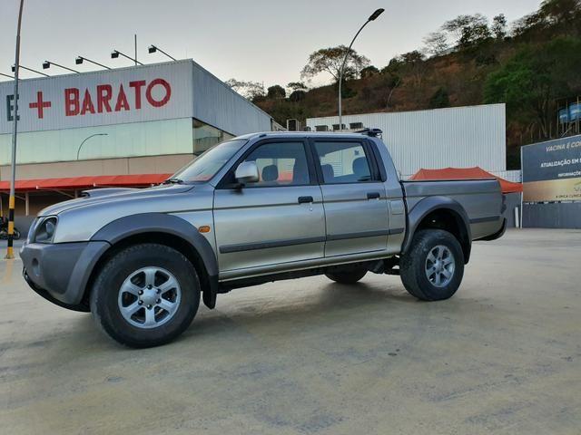 L200 hpe 2.5 4x4 diesel 2011/2012 manual - Foto 4