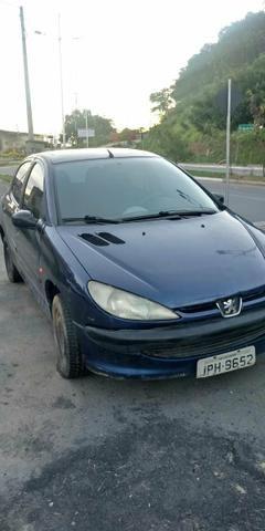 Carro Peugeot 2001