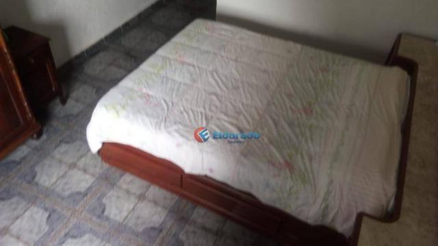 Rancho com 2 dormitórios à venda, 126 m² por R$ 175.000 - Residencial Floresta - Alfenas/M - Foto 4