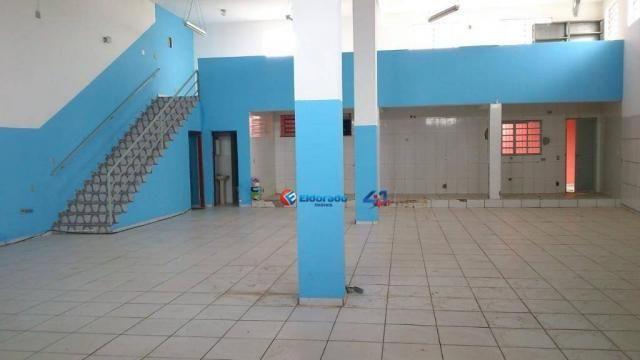 Barracão à venda, 200 m² por R$ 550.000,00 - Jardim Terras de Santo Antônio - Hortolândia/ - Foto 4