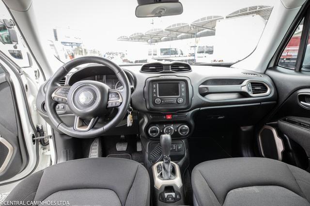 Jeep Renegade 1.8 flex Longitude Automático - Foto 11