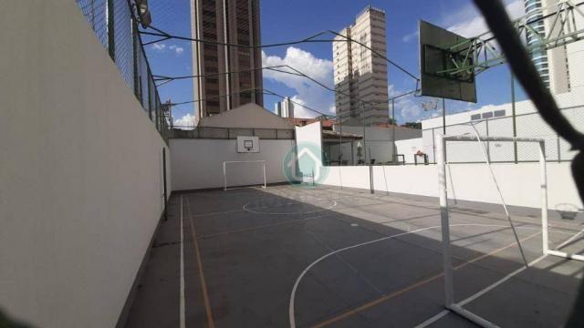Apartamento Localização Privilegiada à venda, 126 m² por R$ 485.000 - Centro - Campo Grand - Foto 8