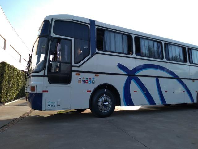 Ônibus rodoviário scania 113 340 - Foto 4