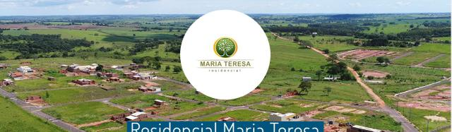 Lotes-Terrenos no Maria Teresa em Fernandópolis *Direto c/ Loteadora - Entrada Facilitada