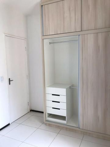 Apartamento Mobiliado, 01 Vaga - 3 quartos em Fortaleza CE - Foto 9