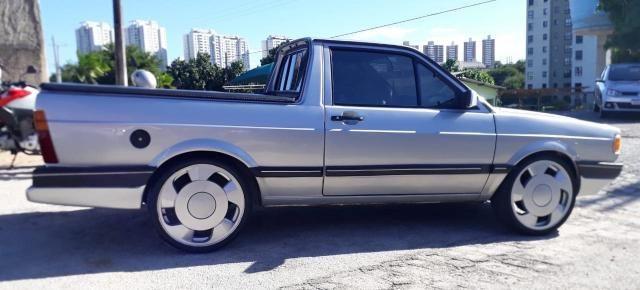 SAVEIRO 1992/1993 1.6 CL CS 8V ÁLCOOL 2P MANUAL - Foto 4