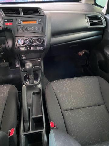 Honda Fit LX 1.5 flex Aut 2014/2015 Blindado! - Foto 4