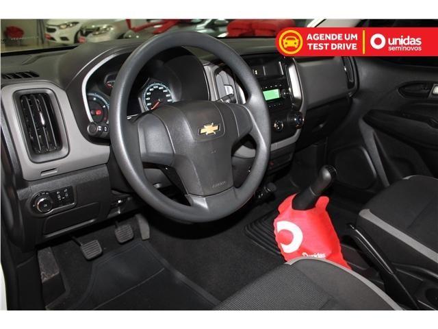 Chevrolet S10 2.8 ls 4x4 cs 16v turbo diesel 2p manual - Foto 7