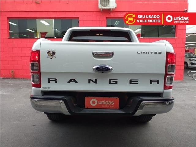 Ford Ranger 3.2 limited 4x4 cd 20v diesel 4p automático - Foto 6