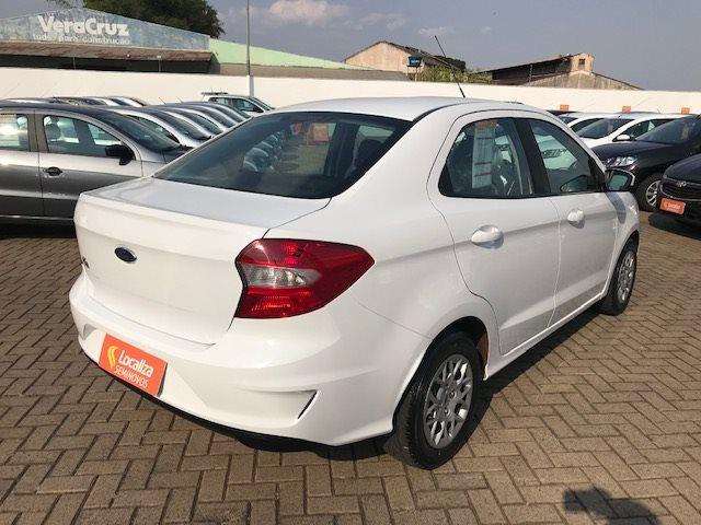 FORD KA 2018/2019 1.5 TIVCT FLEX SE SEDAN MANUAL - Foto 5
