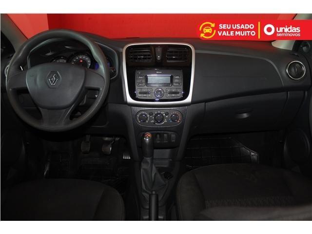 Renault Sandero 1.0 12v sce flex expression manual - Foto 7