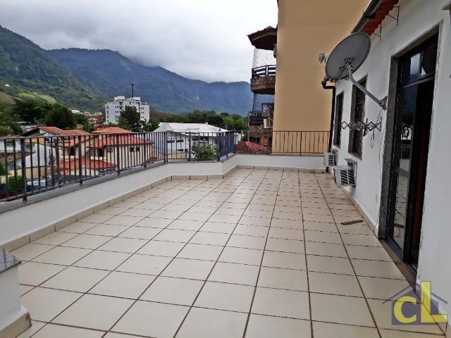 Cobertura com vista para montanha em Itacuruçá - Foto 12