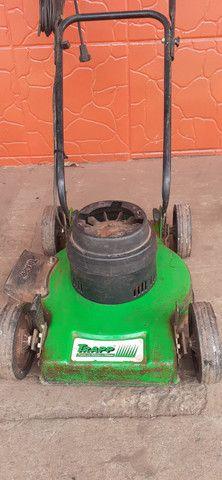 Cortador de grama elétrica trapp sl-350 - Foto 2