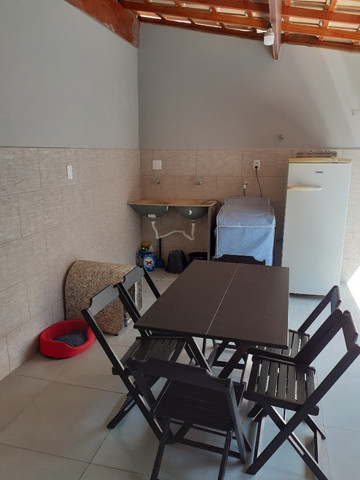Casa com 2 quartos e 1 suite, area gourmet, excelente localização - Foto 11