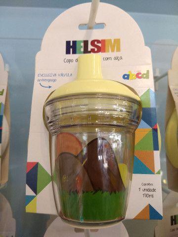 Copo de Transição Infantil - Helsim - Foto 4