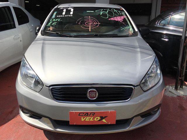 Fiat/ gran siena essence dualogic completo