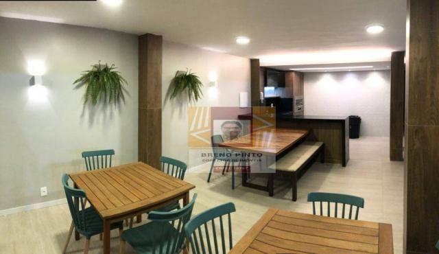 Apartamento para venda com 3 quartos e lazer completo no Guararapes - Foto 3